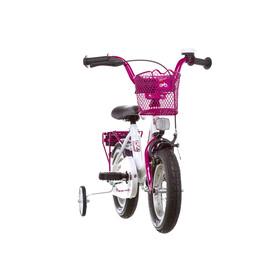 Vermont Girly - Vélo enfant 12 pouces - rouge/rose